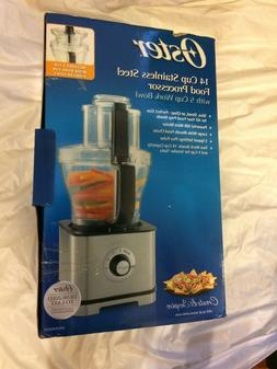 Oster 14 Cup Stainless Steel Food Processor FPSTFP4253 with