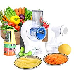 COSTWAY 3-In-1 food Processor, Efficient and Multifunctional