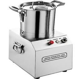 4L Commercial Blender Food Processor Combo Meat Nut Farmers