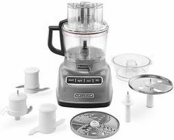 KitchenAid 9-Cup 3.1L Adjustable Exact-Slice Food Processor