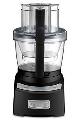 Cuisinart - Elite Collection 2.0 12-cup Food Processor - Bla