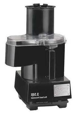 Waring - WFP14SC - Food Processor w/3.5 Qt Bowl & Continuous