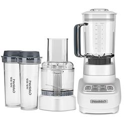 Cuisinart BFP-650W 1 HP Blender/Food Processor White