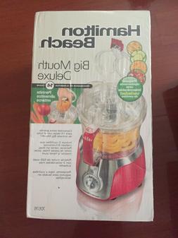 Hamilton Beach Big Mouth Deluxe 14-Cup Food Processor