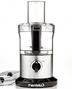 Cuisinart DLC-6 8-Cup Food Processor, Stainless Steel Certif