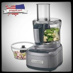 Cuisinart Elemental 8-Cup Food Processor Electric  with 3-Cu