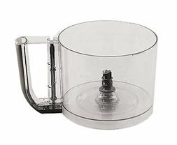 Cuisinart 11-Cup Elemental Food Processor Gunmetal Work Bowl