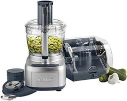 Elemental 13 Cup Food Processor with Spiralizer & Accessory