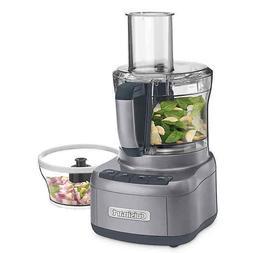 Cuisinart Food Processor 8 Cup and 3 Cup Work Bowl Prep Elec