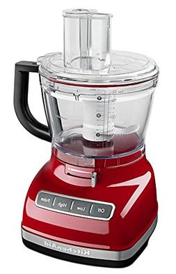 KitchenAid KFP1466ER 14-Cup Food Processor with Exact Slice