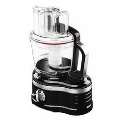 KitchenAid KFP1642OB Onyx Black Pro Line 16-cup Food Process