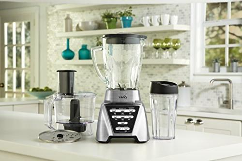 Oster with Glass Jar plus Smoothie Processor