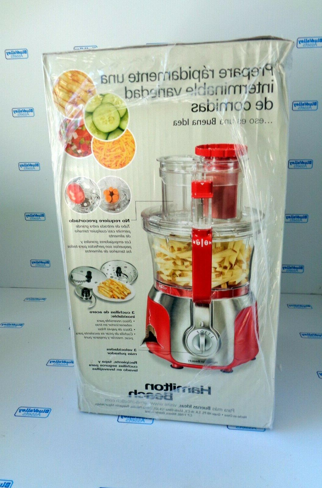 DELUXE CUP FOOD PROCESSOR, *SEALED*