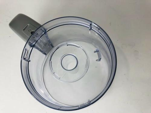 Black Decker Food Procesor Work Bowl