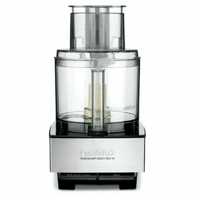 cuisineart food procesor 14 cups