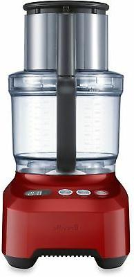 Breville Food Processor 16-Cup 1,200-Watt Stainless Steel Bl