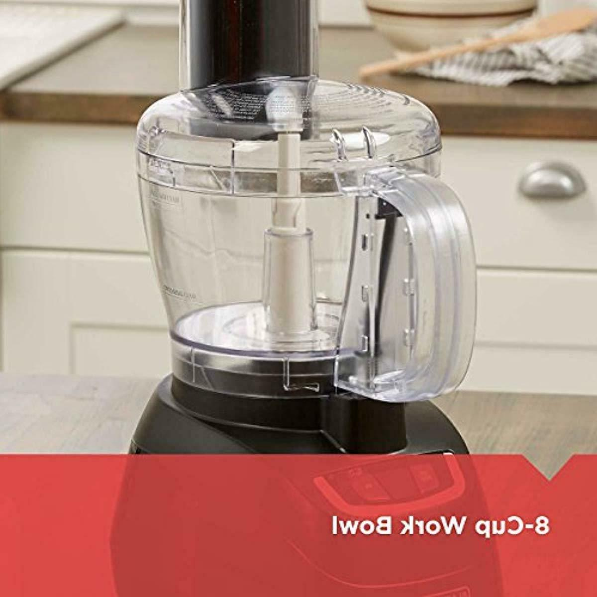 Food Processors Best Rated 8 Kitchen Safe Steel NEW