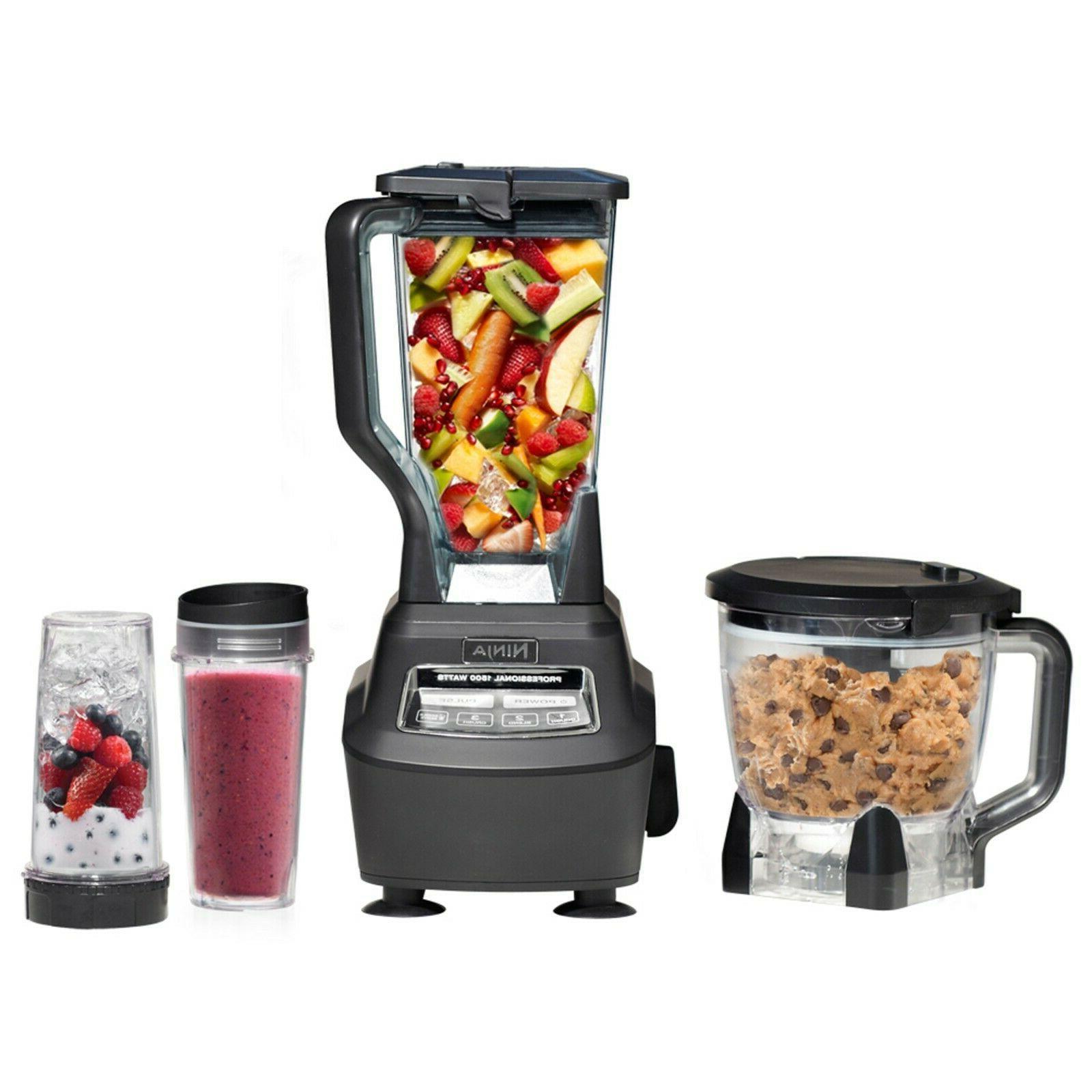 Ninja Mega Kitchen Blender/Food 1500W