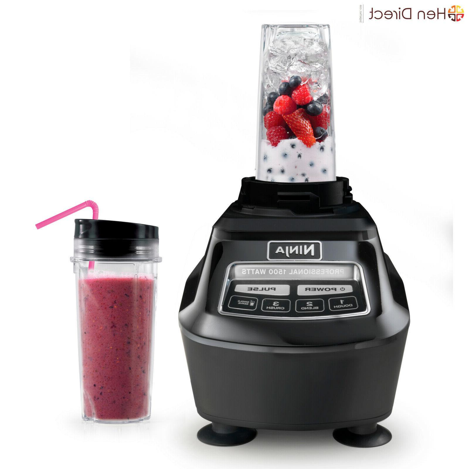 Smoothie Blender Food Mega Kitchen System Crush + Ease