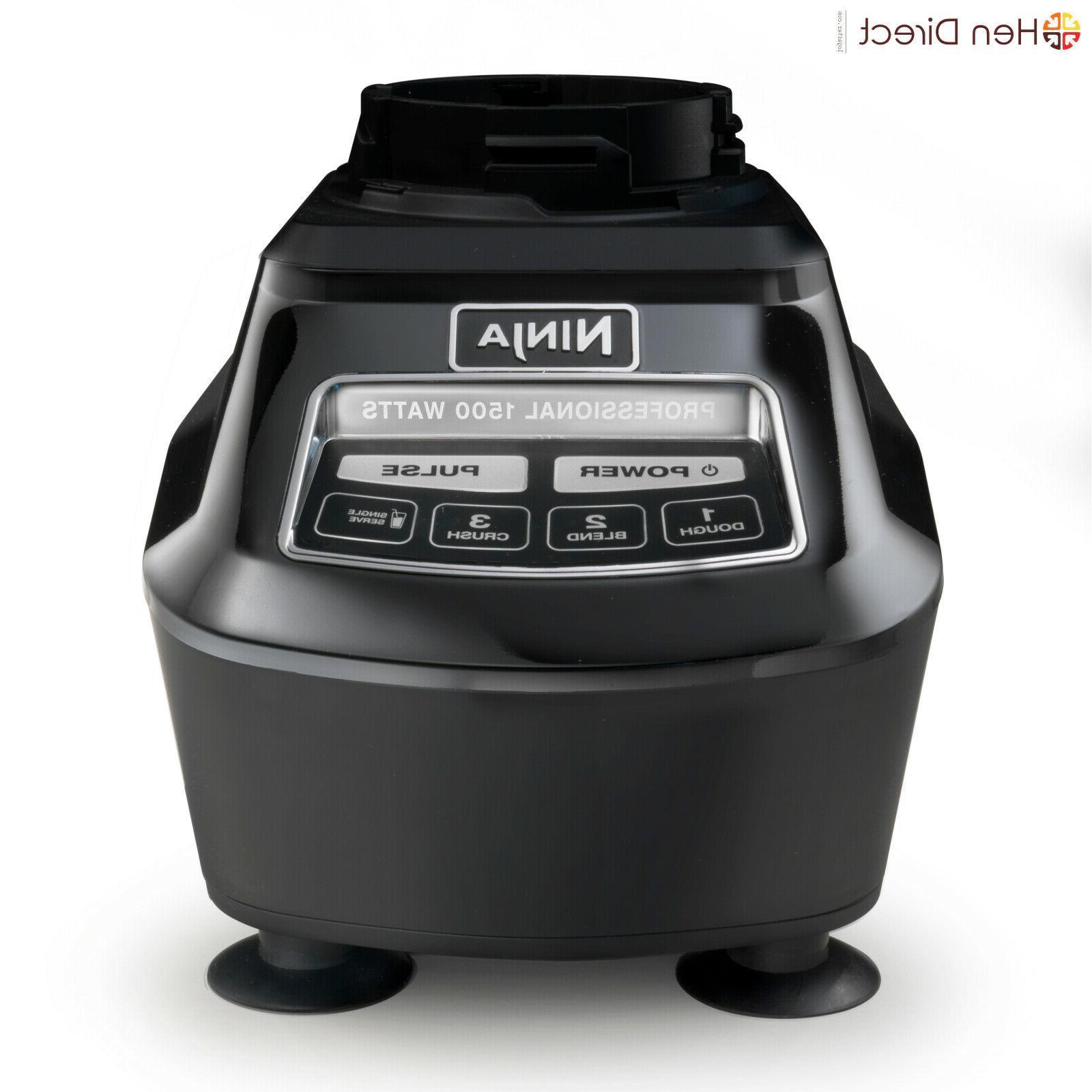 Smoothie Blender Mega Kitchen System Crush with Ease