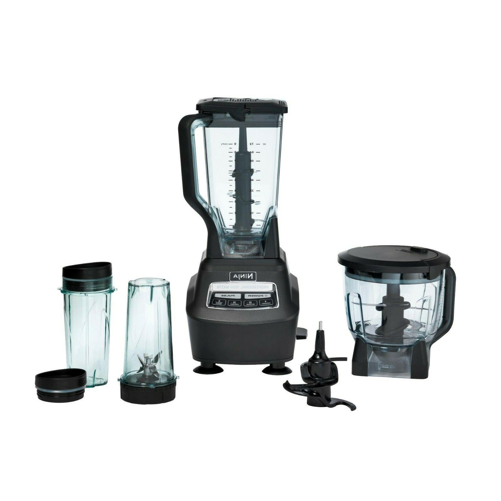 smoothie blender food processor mega kitchen system