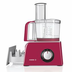 Bosch Mcm42024 - Food Processor with Accessories, 800 W, Cap