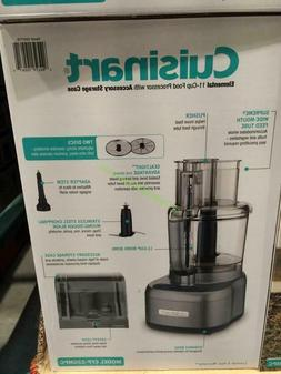 Cuisinart®Model FP-2GM Elemental Food Processor with 11-Cup