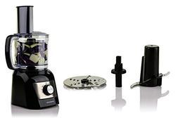 Ovente Mini Electric Food Processor and Chopper, 3-Cup Capac