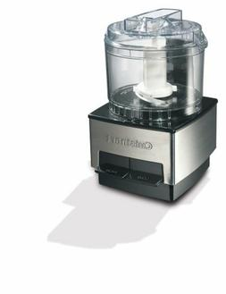 Silver Stand Mini Cuisinart Chopper Food Procesor 600ml Bowl