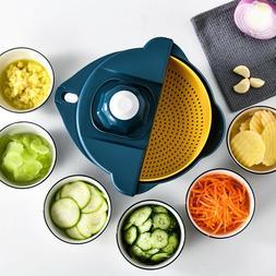Vegetable Cutter Multifunctional Food Procesor Chopper Potat